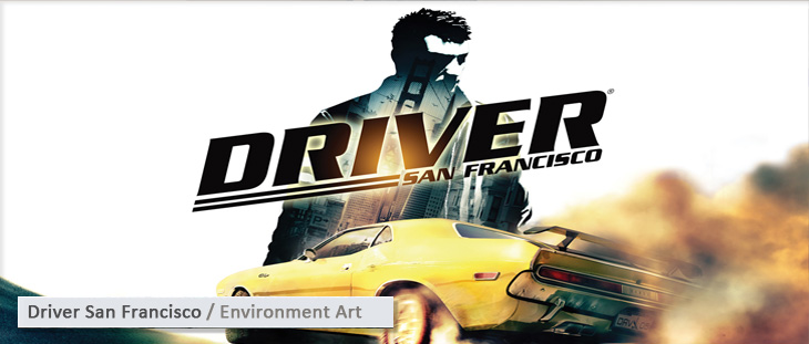 Driver: San Francisco / Environment Art